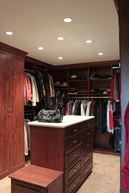 Laguna hills his and hers walk ins for His and hers walk in closet designs