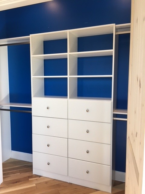Large Master, 2 Lg. Reach-ins, Guest Closet and Pantries - Flat Rock, NC