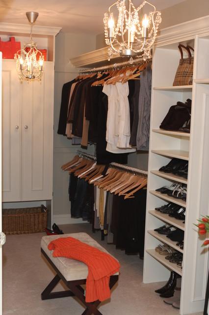 Lark Interior Design traditional-closet