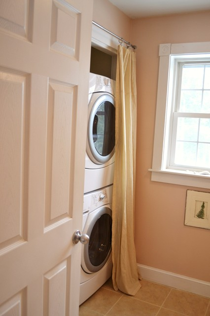 Laundry Room Door Ideas Curtain