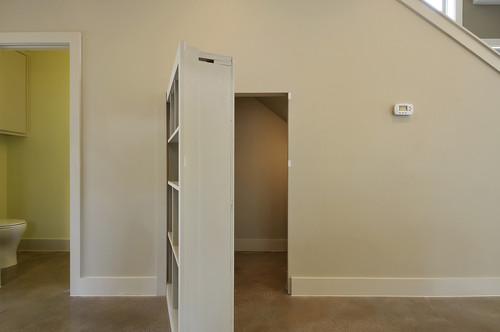 Lovely Where Do Find A Bookshelf/closet Door Like This?