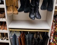 Luxurious Transitional Closet transitional-closet