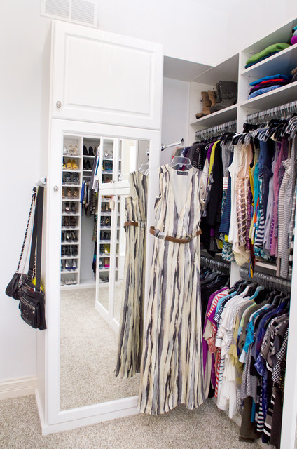 Superbe Inspiration For A Contemporary Closet Remodel In Louisville