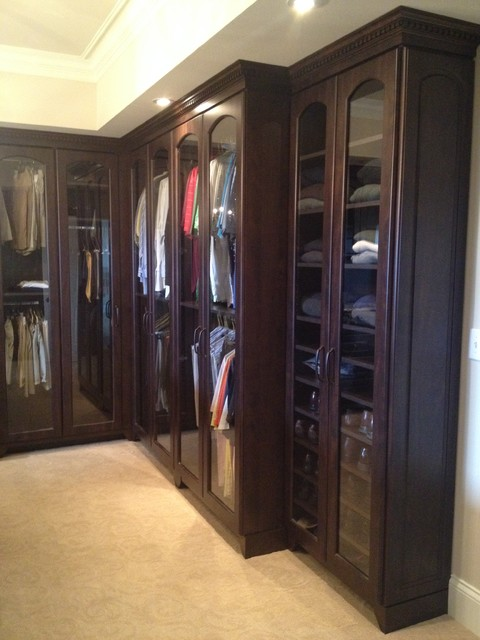 Luxury Master Closet - Traditional - Closet - Chicago - by ...