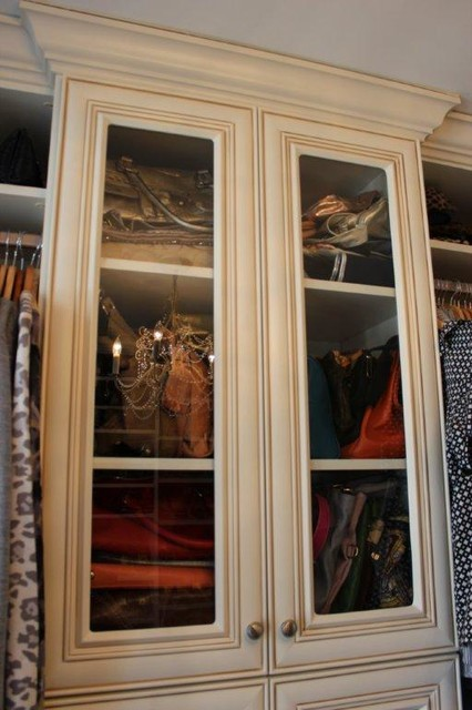 Luxury Walk In Closet For Her