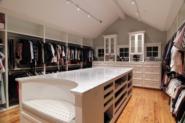 Maestro Traditional Closet Houston By Stone Acorn