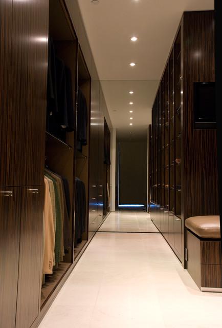 High Quality Manu0027s Closet And Dressing Area Contemporary Wardrobe