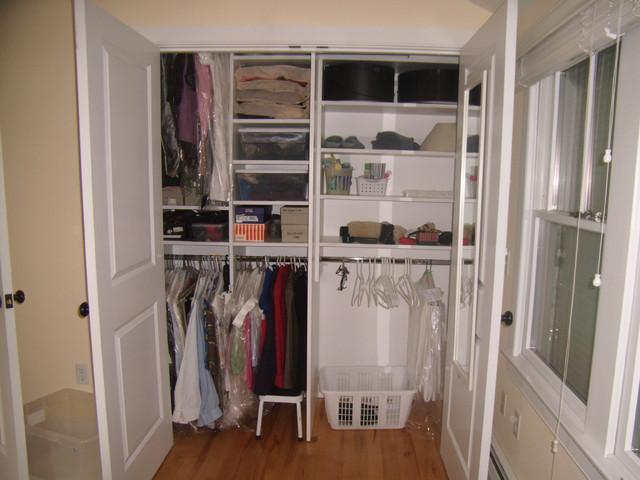 Lovely Cape Cod Closets #8: Nice Cape Cod Closets #9: Marthas Vineyard Cape Cod Closet Design  Traditional-wardrobe