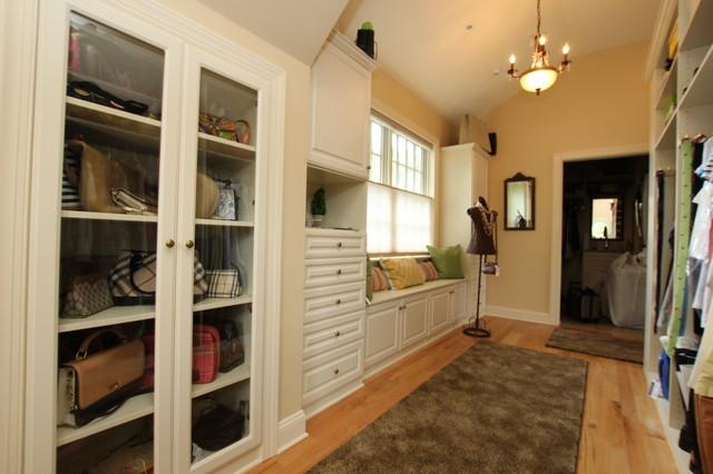 master bedroom closet closet