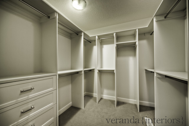 Master bedroom closet Master bedroom wardrobe design idea