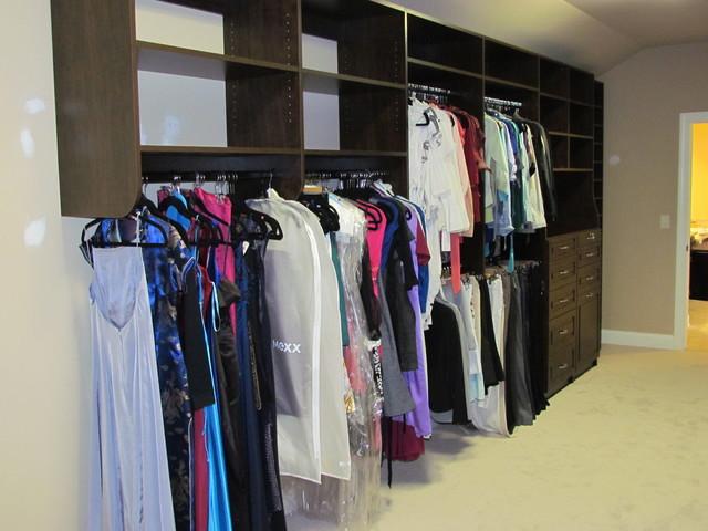 Master Closet 6A modern-closet
