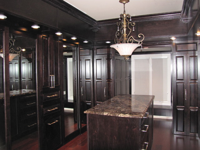 closet by Birom Cabinetry LLC
