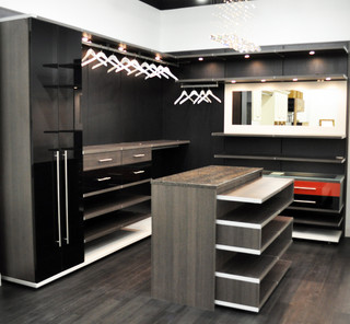 Master Closet Modern Closet Minneapolis By