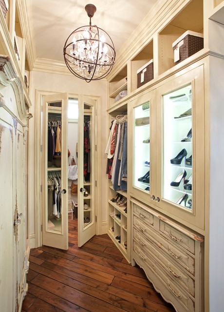 Master Closet Rustic Closet Minneapolis By John