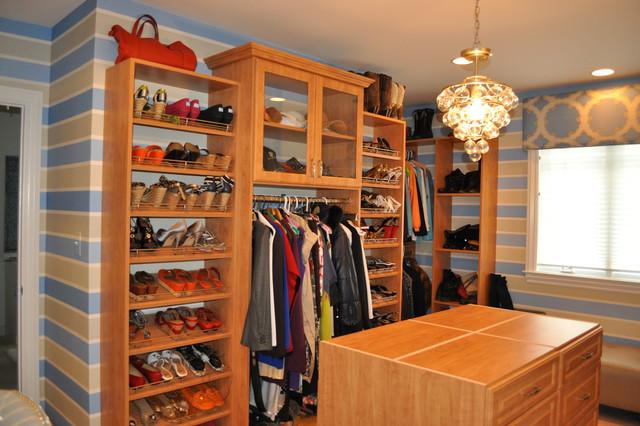 Master Closets modern-closet
