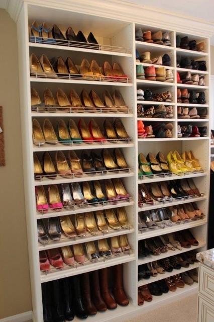 Master Closets traditional-closet