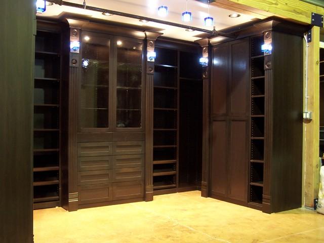 Master dressing room walk in for Dressing moderne