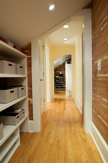 Master Suite Dormer Addition Modern Closet