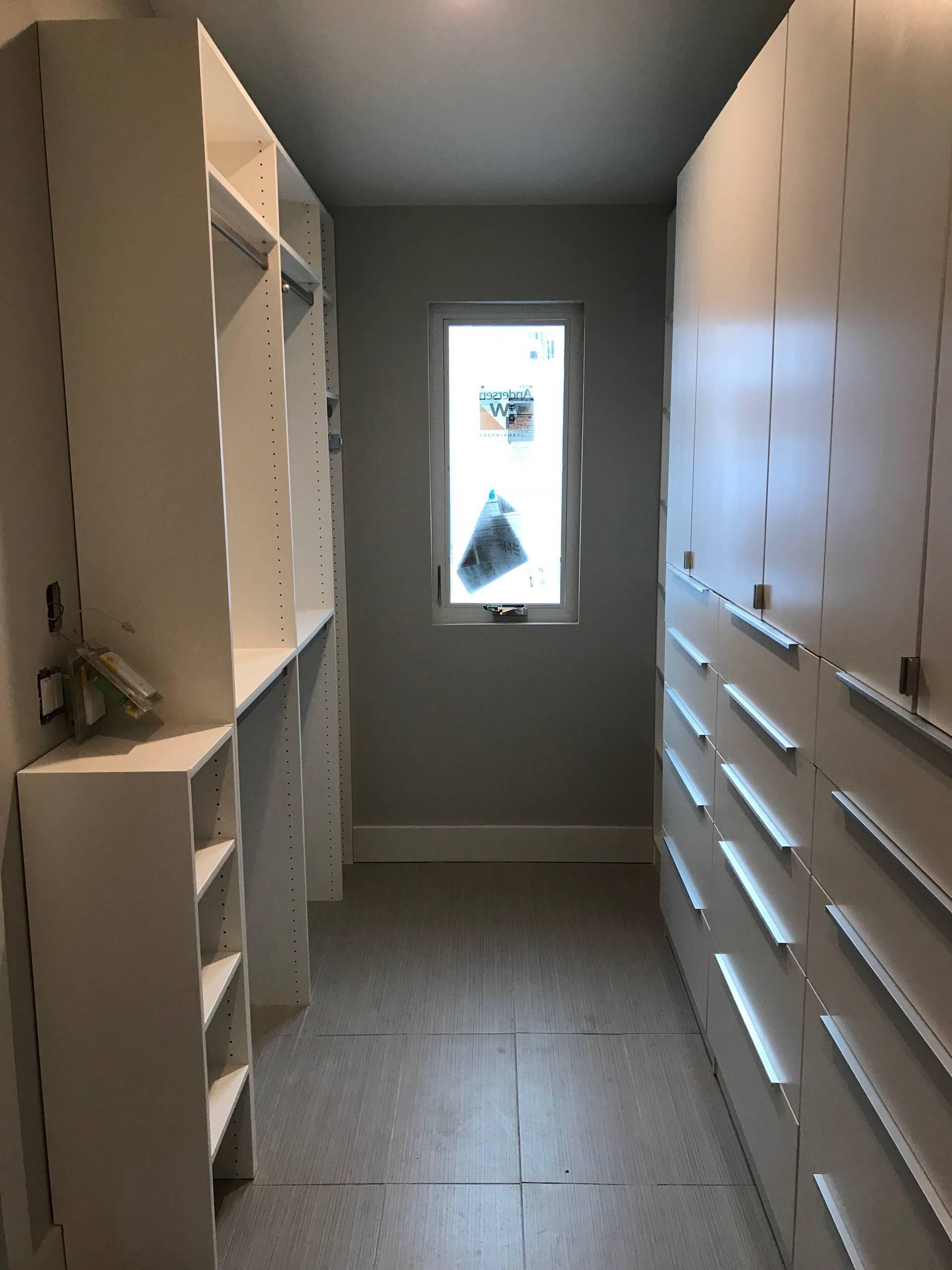 Master Walk-in Closet in Lake Lure, NC