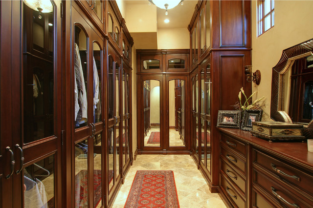 Wonderful Master Closet His 39 Mediterranean Closet Other Metro By Fratantoni Luxury Estates