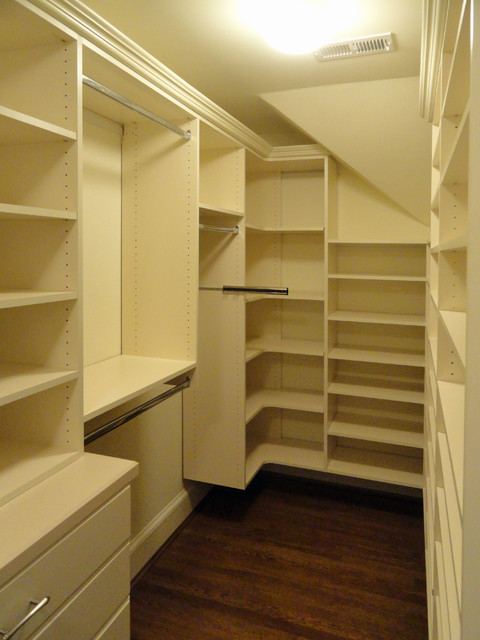 melamine closet system – Home Decor