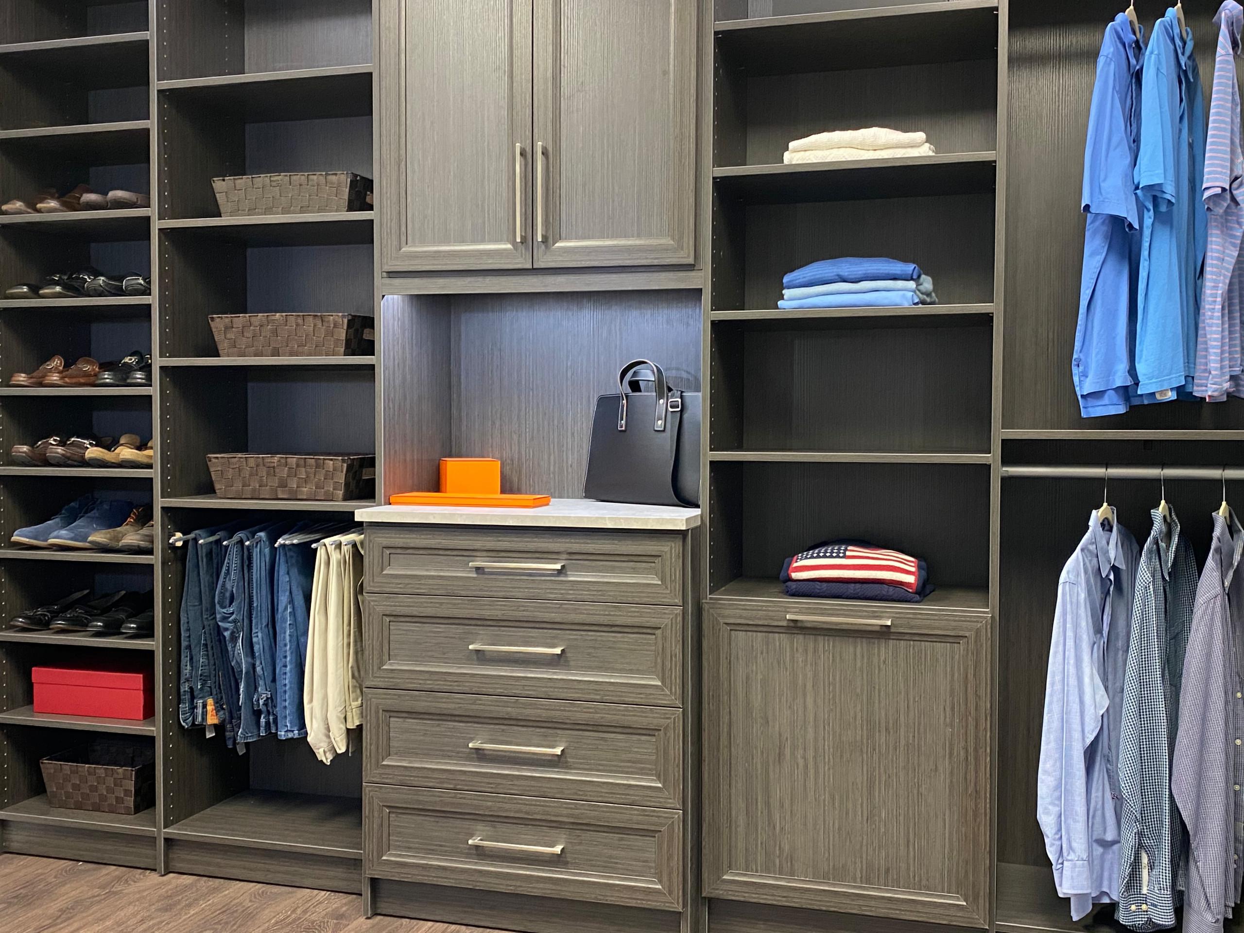 Men's Closet Ideas