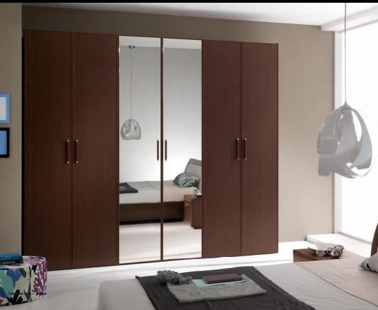 Bedroom With Easy Closet Design With Lovely Pictures Ideas