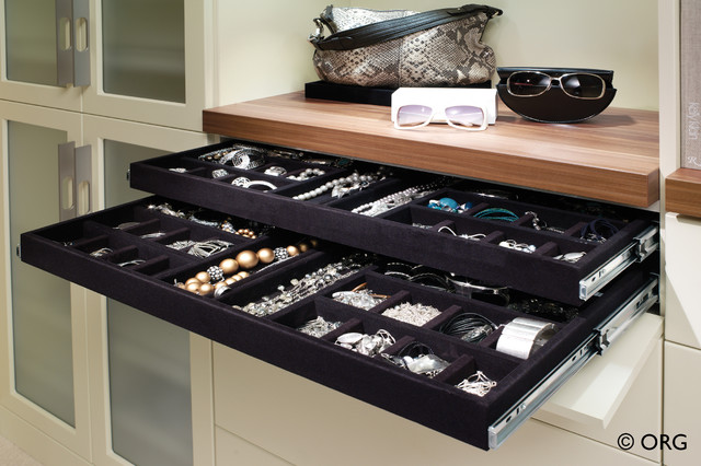 Closet Accessories - Modern - Closet - denver - by Colorado Space Solutions