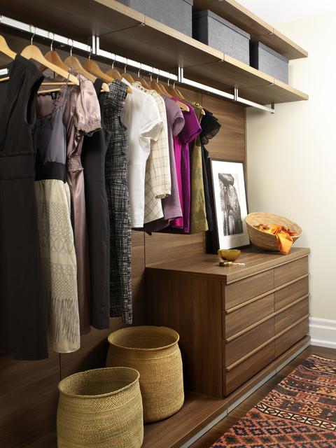 Modern Closet Modern Closet Toronto By Croma Design Inc