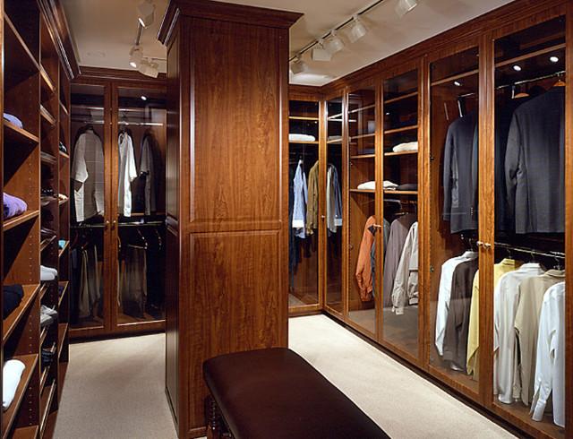 Master Closet modern-closet