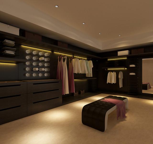 Limitless - Design modern-closet