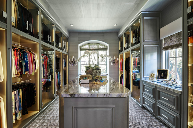 Delicieux Modern Luxury Transitional Closet