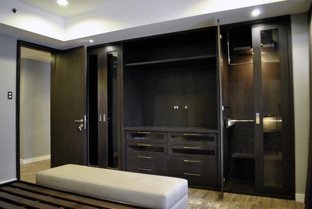 Modern Renovation modern-closet