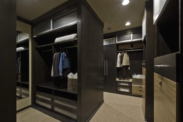 Modern Sleek And Stylish Modern Closet Los Angeles By Kay Wade Closet Factory