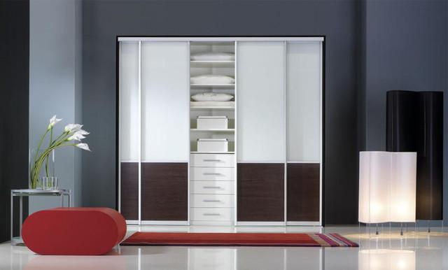 More sliding doors contemporary closet miami by for Custom closet doors miami
