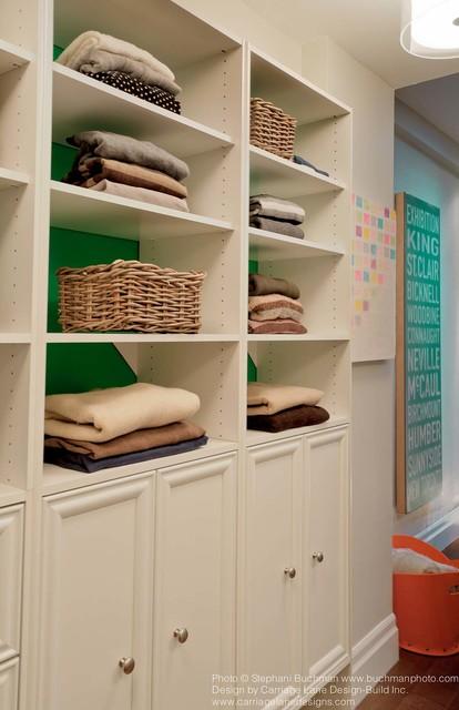 Mutual Residence traditional-closet