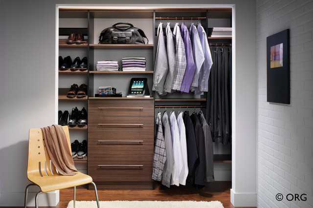 Naples Florida Custom Home Organization Solutions For Custom Closets,  Garage Cab Traditional Closet