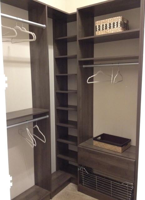 Naples Florida Custom home organization solutions for custom closets, garage cab - Modern ...