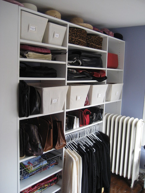 Neat Chic contemporary closet