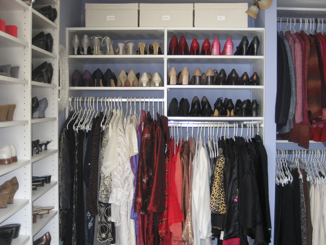 Neat Chic eclectic-closet