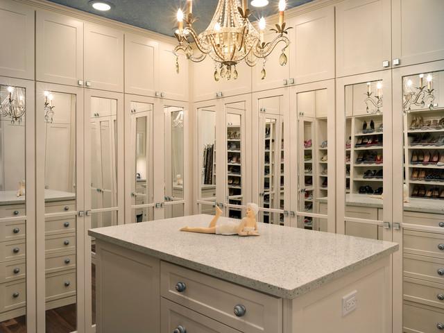New Home Builders Tampa FL, Alvarez Homes   Luxury Walk In Closet In The  Milkey