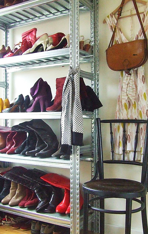 Shoe Storage Ideas That Look Nothing Like A Pile At The Bottom Of Your Closet PHOTOS