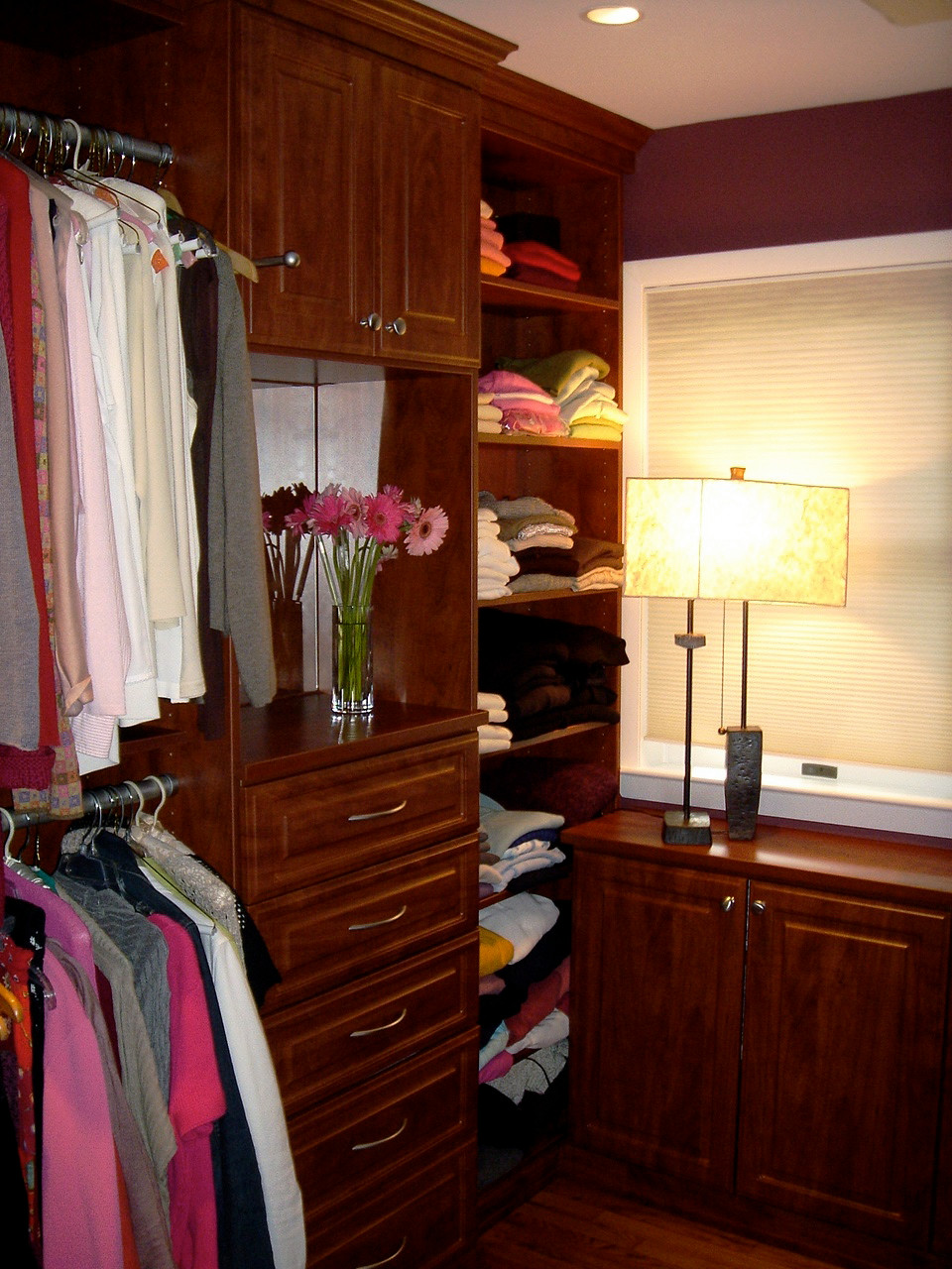 Office becomes a dressing room