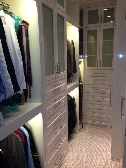 Organized Closet Spaces traditional-closet