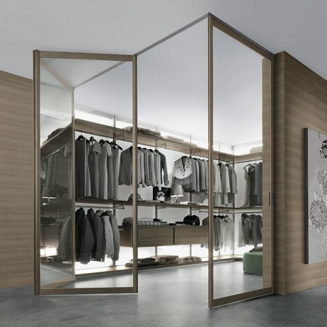 Organized Closets modern-closet