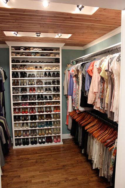 Förvaring: Så här förvarar du bäst dina kläder i garderoben