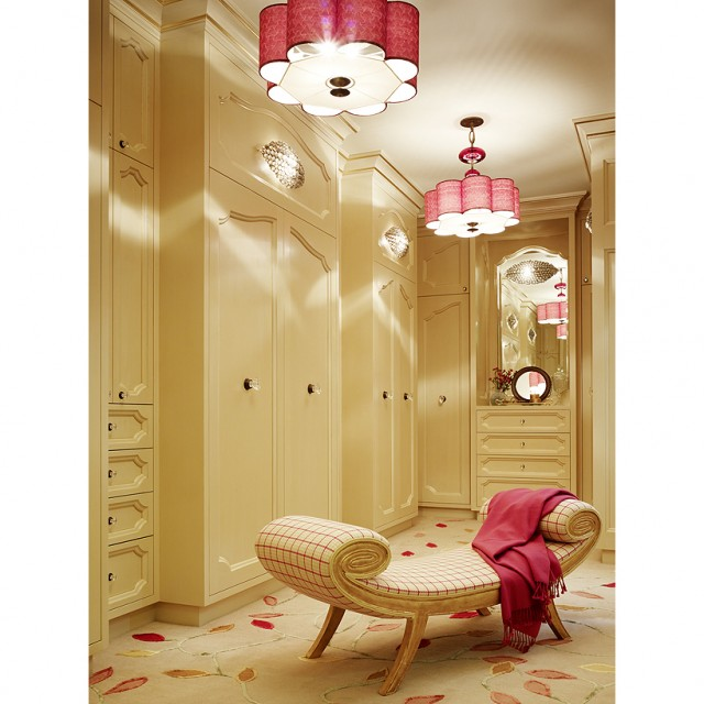 Pacific Heights Residence traditional-closet