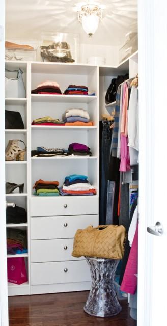 Palmerston Design Consultants contemporary-closet