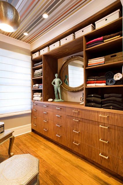 Pao Alto Residence eclectic-closet