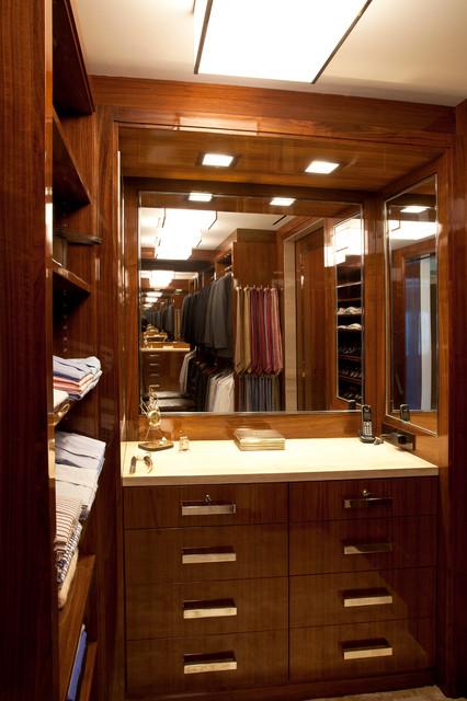 Park Avenue Closet traditional-closet
